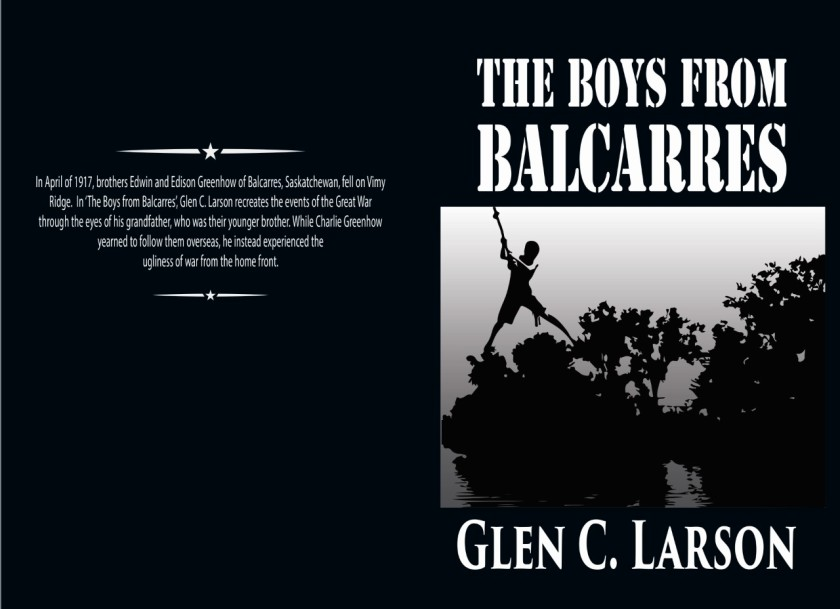 Boys from Balcarres Cover